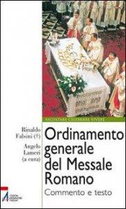 Copertina di 'Ordinamento generale del messale romano'