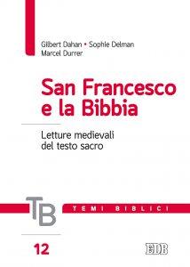 Copertina di 'San Francesco e la Bibbia'