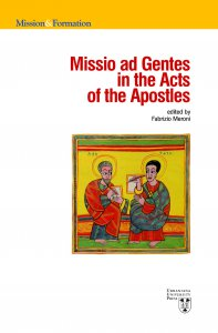 Copertina di 'Missio ad Gentes in the Acts of the Apostles'