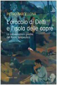 Copertina di 'L' oracolo di Delfi e l'isola delle capre'