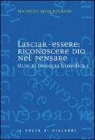 Studi di teologia filosofica - Bongiovanni Secondo