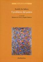 Il problema del potere - De Stefano Rodolfo