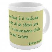 "SpiriTazza ""La conversione"" (Gianfranco Ravasi) - Mod.Verde - Gianfranco Ravasi"