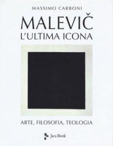Copertina di 'Malevic. L'ultima icona'