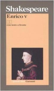 Copertina di 'Enrico V. Testo inglese a fronte'