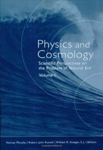 Copertina di 'Physics and Cosmology. Scientific Perspectives on the Problem of Natural Evil'