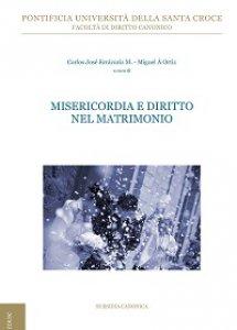 Copertina di 'Misericordia e diritto nel matrimonio'