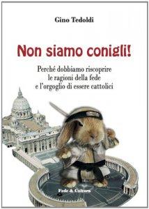 Copertina di 'Non siamo conigli'