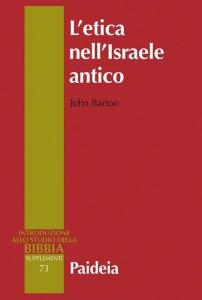 Copertina di 'L' etica nell'Israele antico'