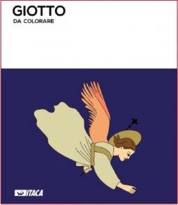 Copertina di 'Giotto da colorare'