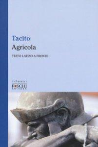 Copertina di 'Agricola. Testo latino a fronte'
