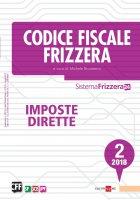 Codice Fiscale Frizzera Imposte Dirette 2/2018 - Michele Brusaterra