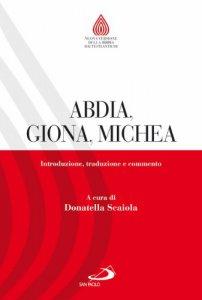 Copertina di 'Abdia, Giona, Michea'
