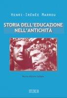 Storia dell'educazione nell'antichit� - Henri - Ir�n�e Marrou