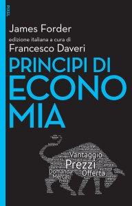 Copertina di 'Principi di economia'