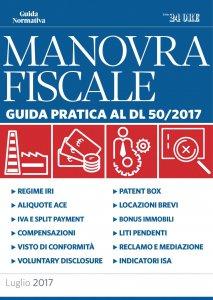 Copertina di 'Manovra Fiscale'