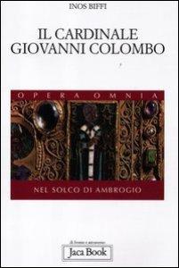 Copertina di 'Il cardinale Giovanni Colombo'