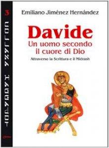 Copertina di 'Davide un uomo secondo il cuore di Dio. Attraverso la Scrittura e il Midrash'