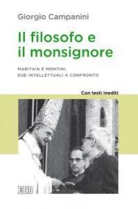 Copertina di 'Il filosofo e il monsignore'