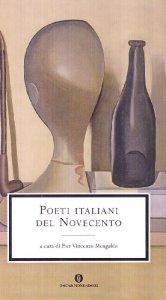 Copertina di 'Poeti italiani del Novecento'
