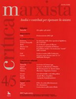 Critica marxista (2017). Vol. 4-5