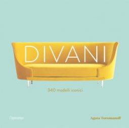 Copertina di 'Divani. 340 modelli iconici'