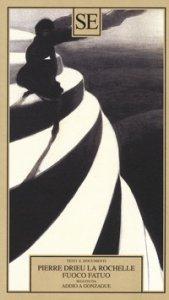 Copertina di 'Fuoco fatuo seguito da Addio a Gonzague'