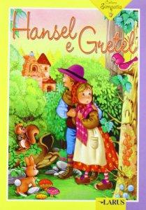 Copertina di 'Hänsel e Gretel'