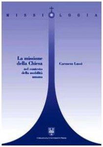 Copertina di 'La missione della Chiesa nel contesto della mobilità umana'