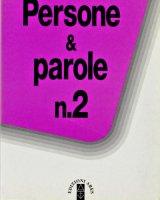 Persone & parole [vol_2] - Cavalleri Cesare