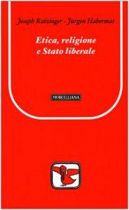 Copertina di 'Etica, religione e stato liberale'