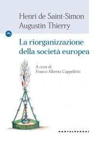 Copertina di 'Riorganizzazione della società europea. (La)'
