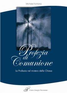 Copertina di 'Profezia di comunione'
