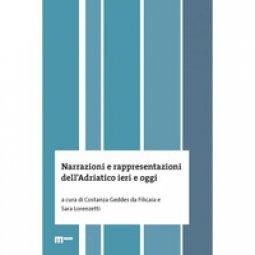 Copertina di 'Narrazioni e rappresentazioni dell'Adriatico oggi'