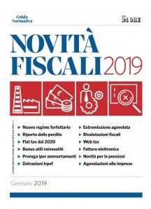 Copertina di 'Novità Fiscali 2019'