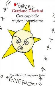 Copertina di 'Catalogo delle religioni nuovissime'