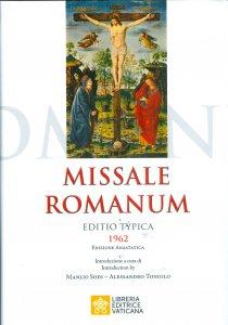 """Copertina di '""""Missale Romanum"""". Editio Typica 1962'"""
