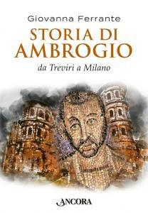 Copertina di 'Storia di Ambrogio'