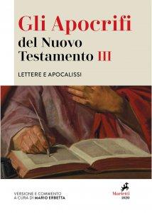 Copertina di 'Gli apocrifi del Nuovo Testamento vol.3'