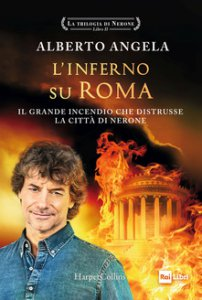 Copertina di 'L' inferno su Roma. La trilogia di Nerone vol.2'