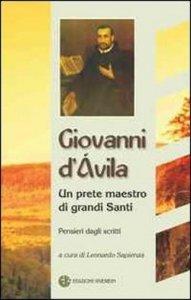 Copertina di 'Giovanni d'Avila'