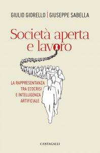 Copertina di 'Società aperta e lavoro'