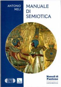 Copertina di 'Manuale di semiotica'