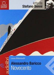 Copertina di 'Novecento letto da Stefano Benni'