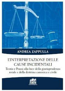 Copertina di 'L'interpretazione delle cause incidentali'