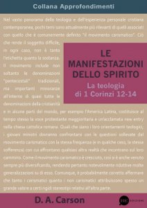 Copertina di 'Le manifestazioni dello Spirito'