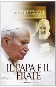 Copertina di 'Il papa e il frate'