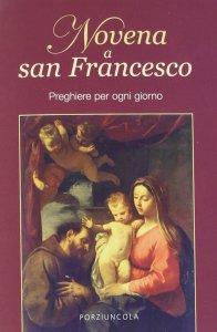 Copertina di 'Novena a San Francesco'