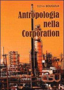 Copertina di 'Antropologia nella corporation'