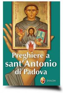 Copertina di 'Preghiere a sant'Antonio di Padova'